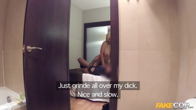 Blondie Fesser fucked by fake police officer Video thumb #18