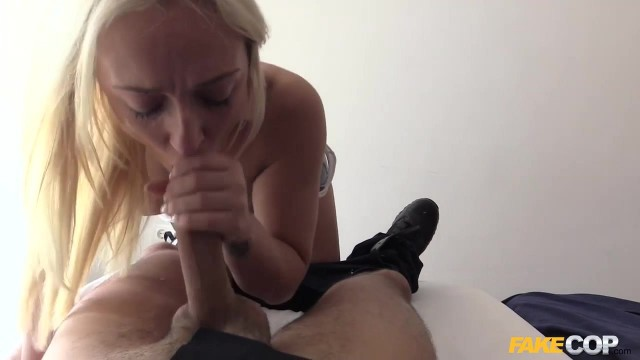 Amber Deen tricked to fuck by fake police officer Video thumb #10