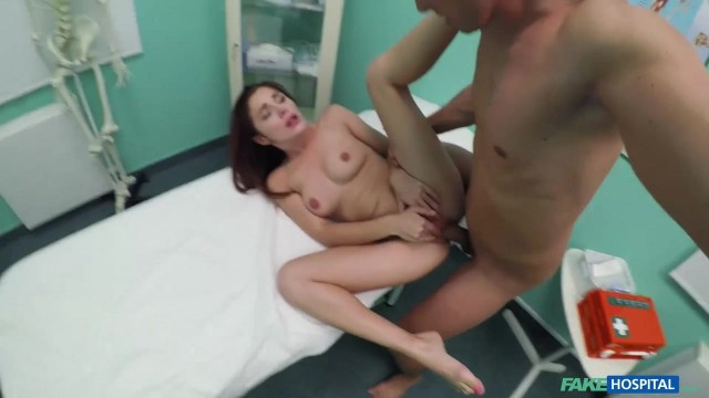 Russian MILF dicked in fake hospital Video thumb #15
