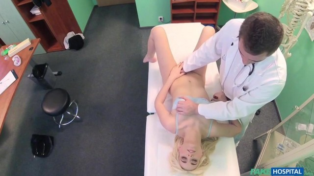 Doctor helps Lucy Shine with boyfriend issue Video thumb #15