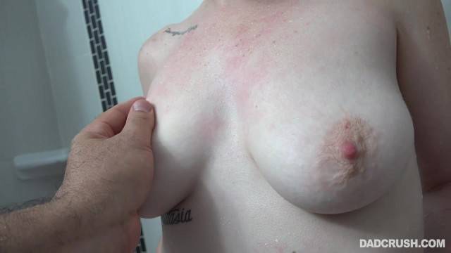 Anastasia Rose Porn - Natural Big boobs and Blowjob Video thumb #1