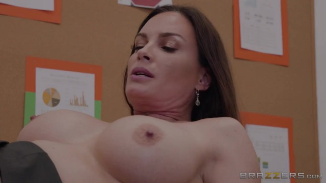 Busty MILF Diamond Foxxx appears in Brazzers movie HR Whorientation Video thumb #5