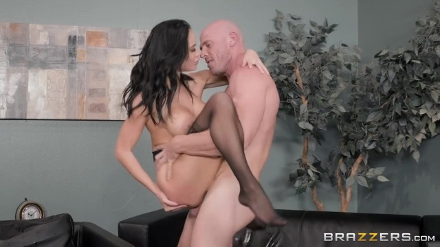 Busty Latina MILF Victoria June Has Fun With Johnny Sins' big cock Video thumb #19