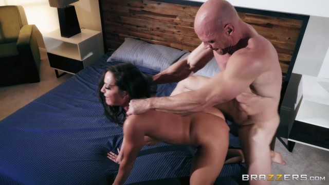 Abigail Mac screwed again by Johnny Sins