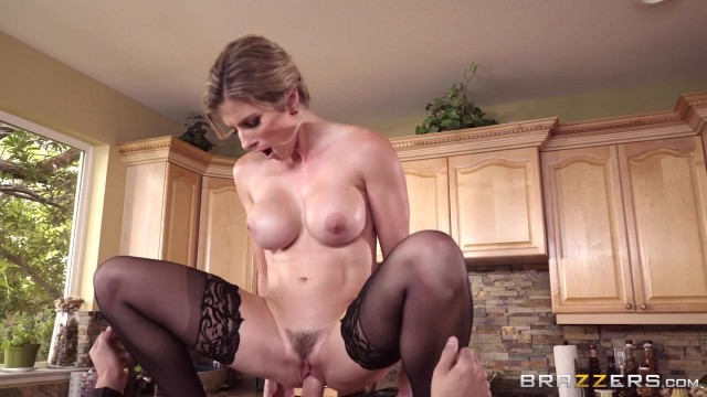 MILF Cory Chase xxx fun with younger lover who could be her son Video thumb #9