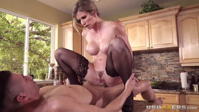 MILF Cory Chase xxx fun with younger lover who could be her son Video thumb #10