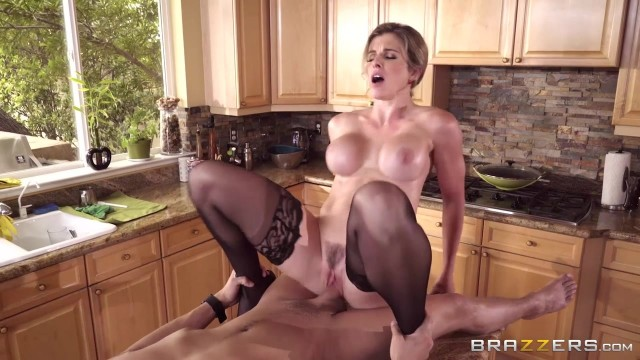 MILF Cory Chase xxx fun with younger lover who could be her son Video thumb #11