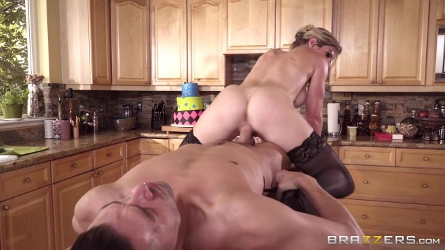 MILF Cory Chase xxx fun with younger lover who could be her son