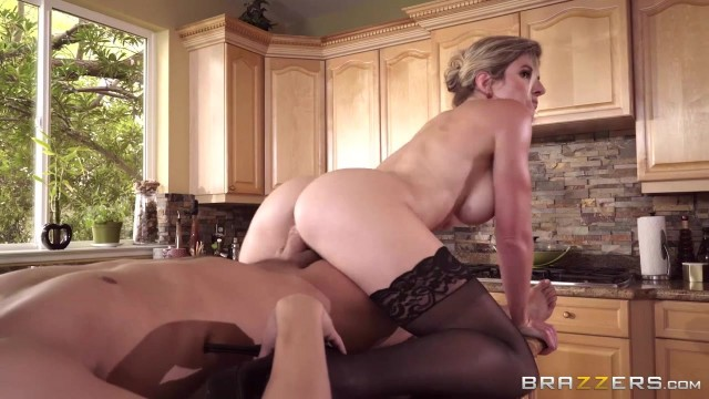 MILF Cory Chase xxx fun with younger lover who could be her son Video thumb #18