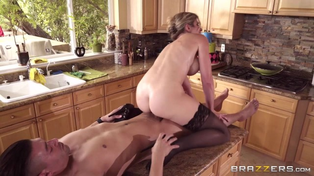 MILF Cory Chase xxx fun with younger lover who could be her son Video thumb #19