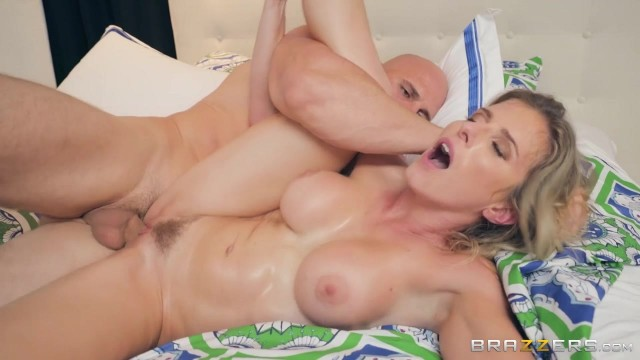 BRAZZERS - Cory Chase offers her bubble ass to JMac Video thumb #19