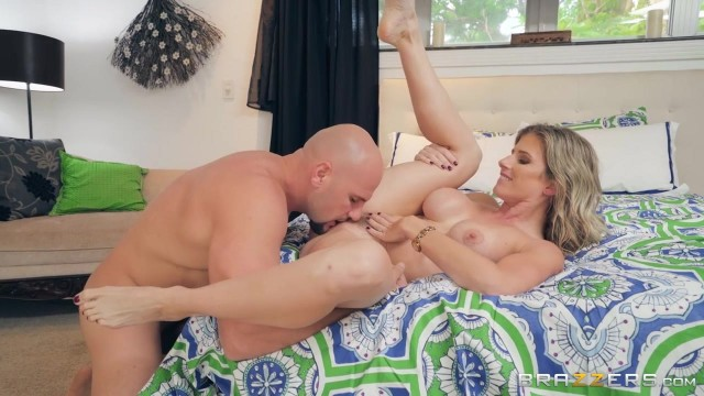 BRAZZERS - Cory Chase offers her bubble ass to JMac Video thumb #4