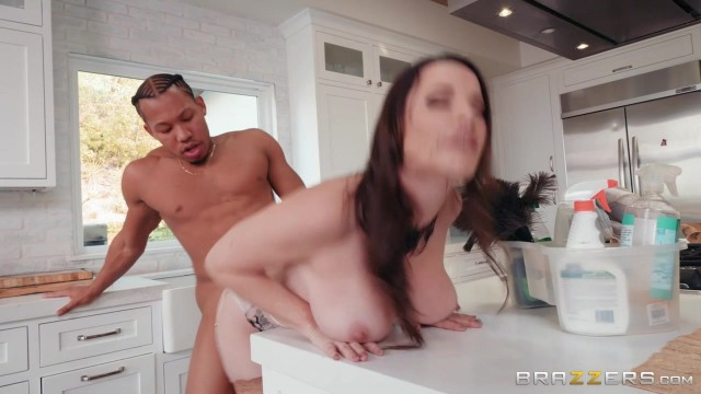 Housewise and MILF Dana DeArmond wants a huge cock to suck Video thumb #8