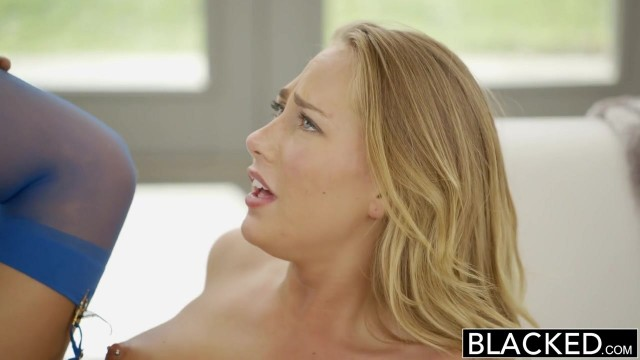 Carter Cruise gives sloppy blowjob before doggy sex for blacked Video thumb #13