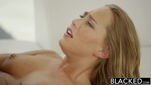 Carter Cruise gives sloppy blowjob before doggy sex for blacked Video thumb #15