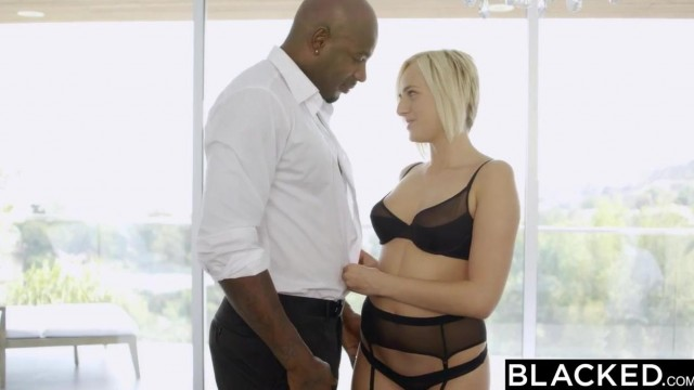 Blacked - Kate England does anal with BBC Video thumb #1