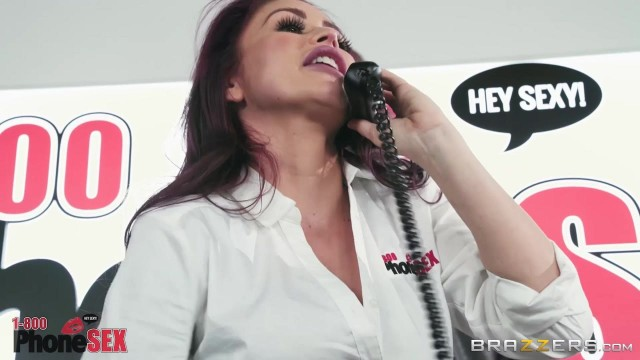 BRAZZERS 2018 - Monique Alexander 1 800 Phone Sex Line 7 Video thumb #0