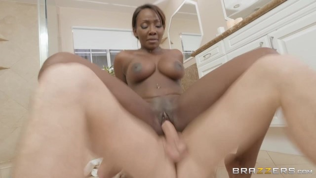 Soaking stepmom Osa Lovely sucks and fucks Markus Dupree Video thumb #18