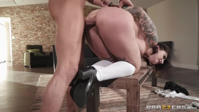 Brazzers 2018 - Ivy Lebelle starts with titfuck with Xander Corvus Video thumb #10