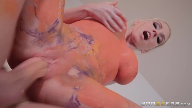 Christie Stevens Big painted Boobs Video thumb #11