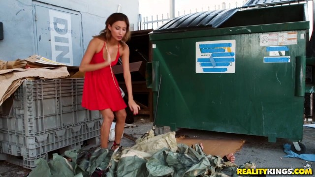 Skinny Jade Jantzen Homeless Porn Video thumb #0