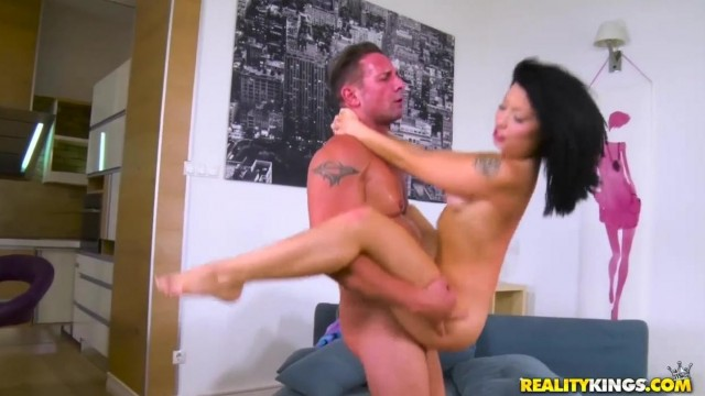 Naughty Step Daughter Comes To Daddy Without Panties Video thumb #8