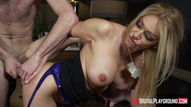 MILF Amber Jayne dicked by Danny D Video thumb #10