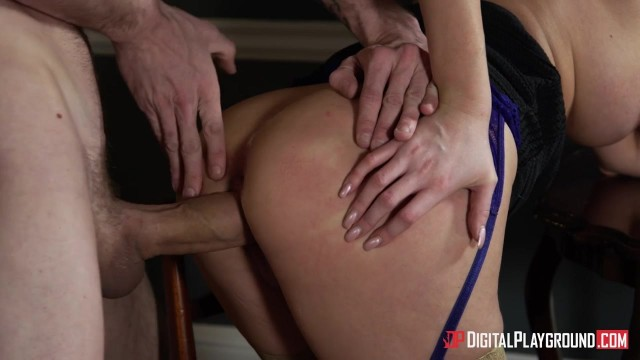 MILF Amber Jayne dicked by Danny D Video thumb #6
