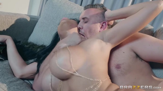 Peacocking by Brazzers with Victoria June and Keiran Lee Video thumb #11
