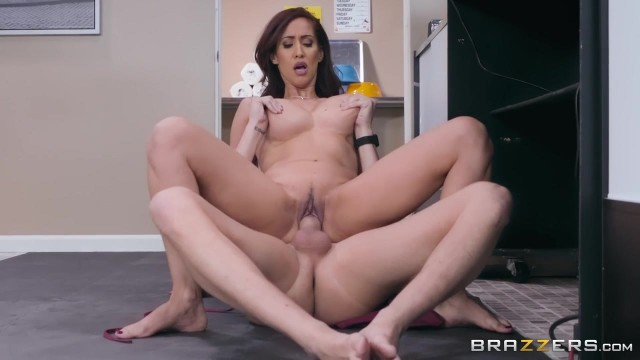 Brazzers - Isis Love pounded by customer Video thumb #11