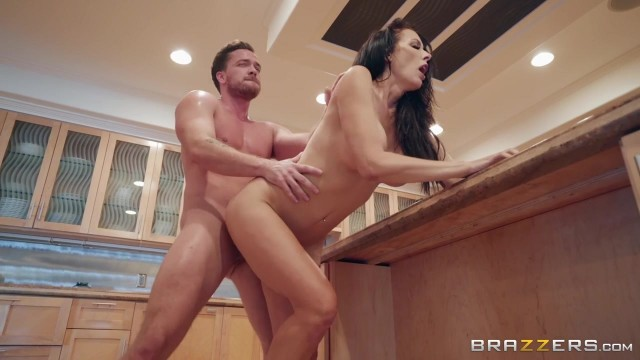 Mature Reagan Fox seducing with her Big Boobs Video thumb #12