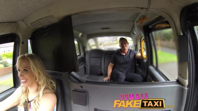 Female Fake Taxi Facial Compilation Video thumb #1