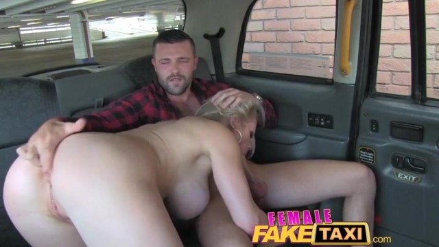 Fake Female Cab Driver Surprises Max Deeds Video thumb #0
