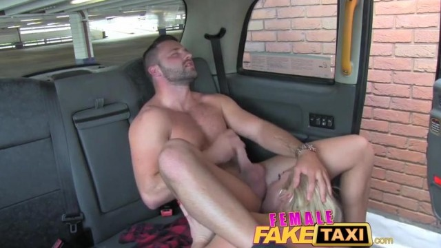 Fake Female Cab Driver Surprises Max Deeds Video thumb #4