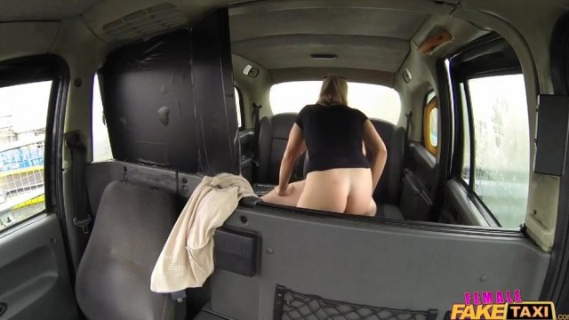 Fake Taxi Female driver gives Head on the backseat Video thumb #19