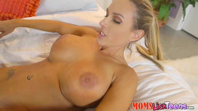 Moms Lick Teens - Spank Me - Teen Kiley Jay and MILF Tegan James Video thumb #5