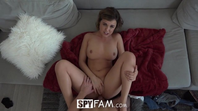 Dillion Harper Porn - Fucked nude by step-brother Video thumb #11