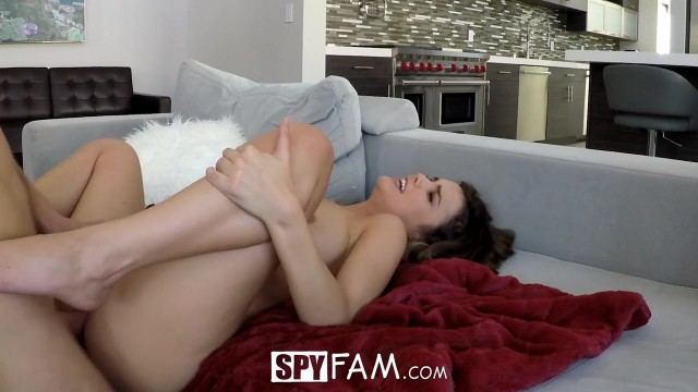 Dillion Harper Porn - Fucked nude by step-brother Video thumb #12