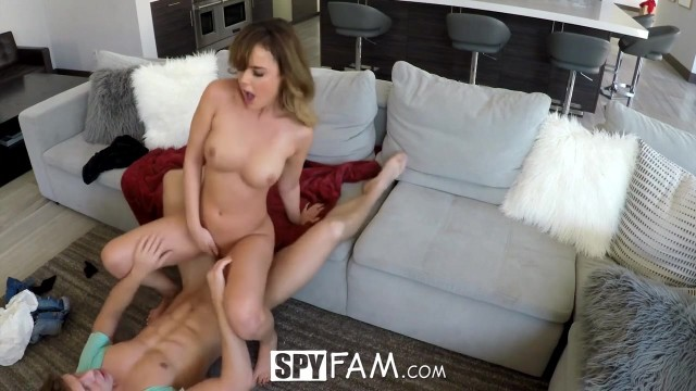 Dillion Harper Porn - Fucked nude by step-brother Video thumb #16