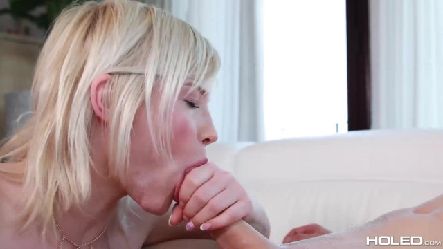 Zazie Skymm assfucked and creampied Video thumb #1