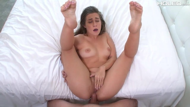 Brunette anal whore Cassidy Klein ass fucking in POV Video thumb #14
