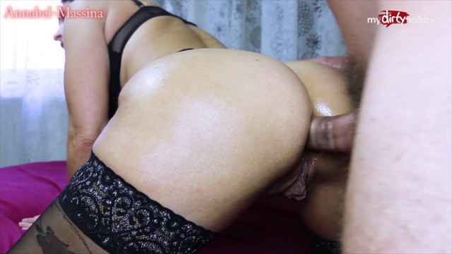 My Dirty Hobby - Annabel Massina amateur anal sex